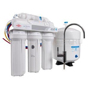 Фильтр для питьевой воды - Орел- осмос Атолл АТОЛЛ