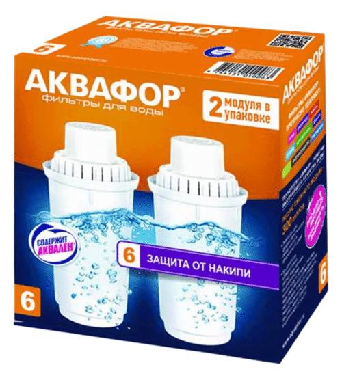 "Картридж ""АКВАФОР В-100-6"" (2 шт.) 1"