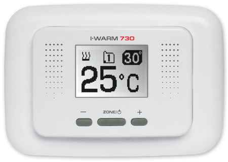 Терморегулятор IWARM  730 белый 30