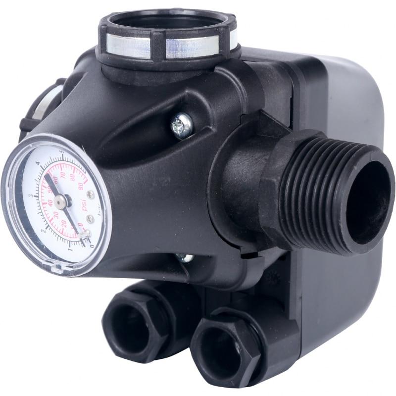Реле давления Aquamotor c манометром AR PC-9