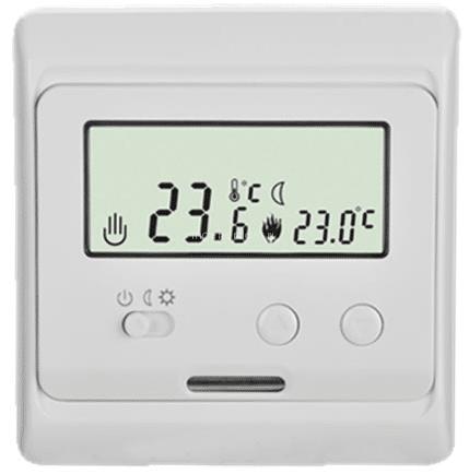 Терморегулятор электронный непрограммируемый 9