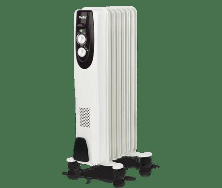 Радиатор масляный BALLU BOH/CL-07WRN 1500 Classik 3