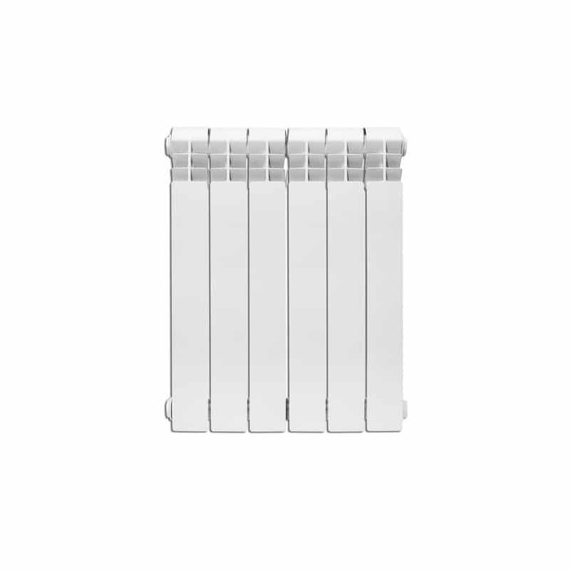Радиатор алюминиевый KONNER Lux 80/500 секция 2