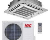 Кассетная сплит-система IGC ICM-18H-U