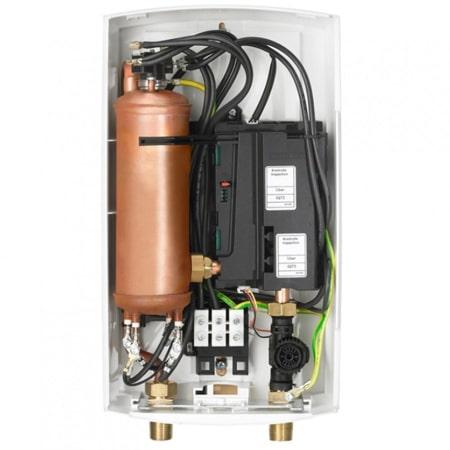 Электрический проточный водонагреватель - устройство2